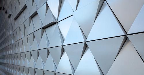 алюминиевые 3D панели