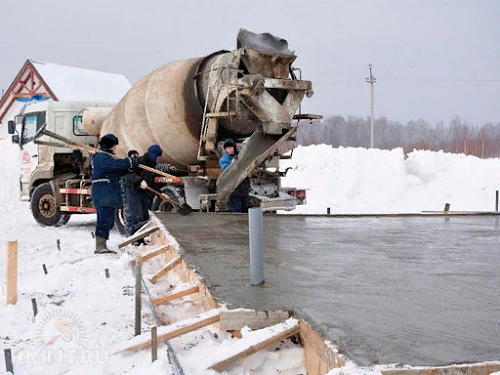 как заработать строителю зимой